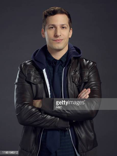 7 Pictured Andy Samberg as Jake Peralta