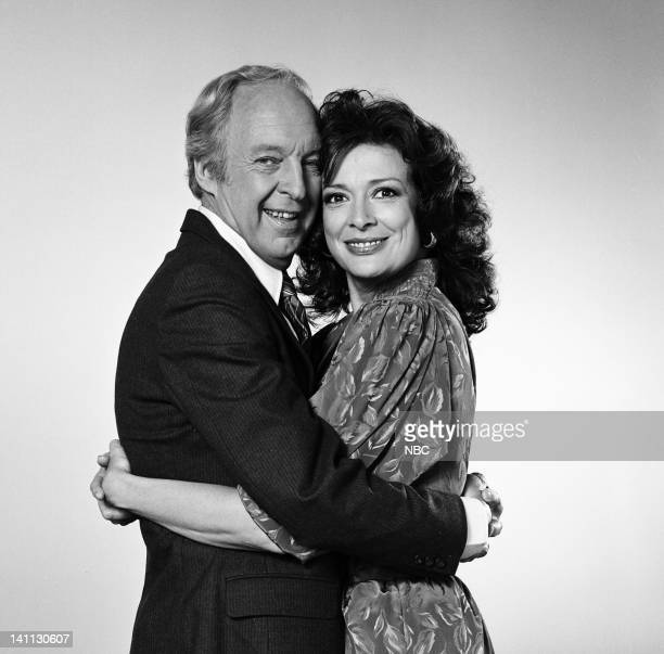 Conrad Bain as Philip Drummond Dixie Carter as Maggie McKinney Photo by Gary Null/NBC/NBCU Photo Bank