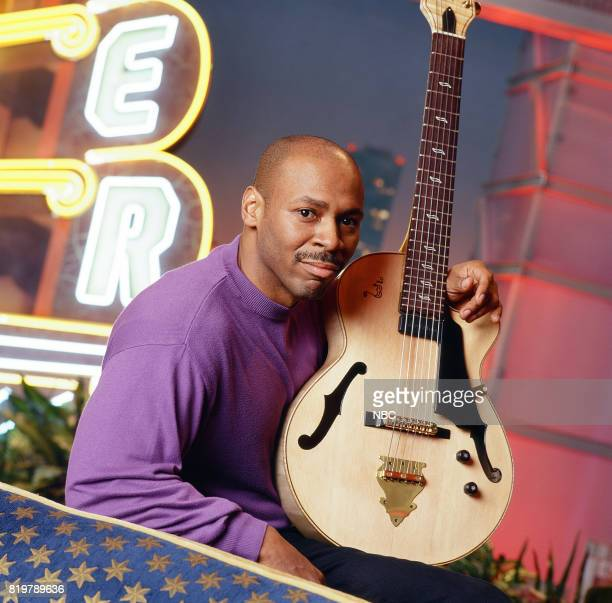 Season 7 -- Pictured: Musician Kevin Eubanks --