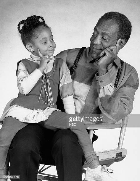 Season 7 -- Pictured: Raven-SymonT Pearman as Olivia Kendall, Bill Cosby as Dr. Heathcliff 'Cliff' Huxtable