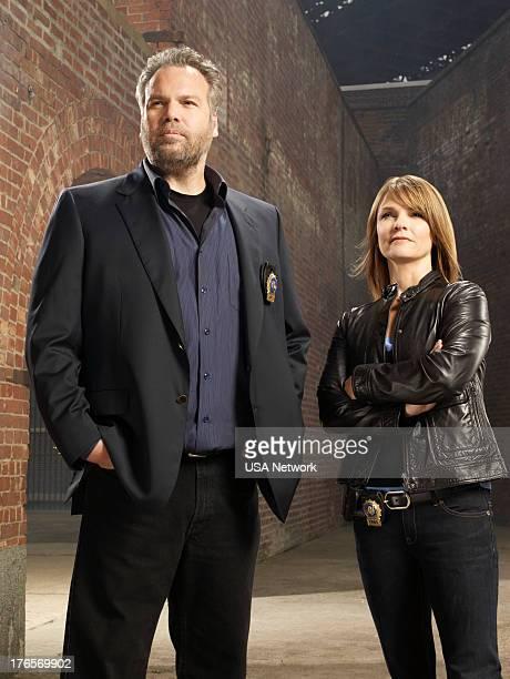 Vincent D'onofrio as Detective Robert Goren Kathryn Erbe as Detective Alexandra Eames