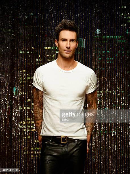 8 Pictured Adam Levine