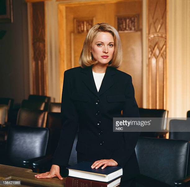 Season 8 -- Pictured: Alexandra Powers as Jane Halliday