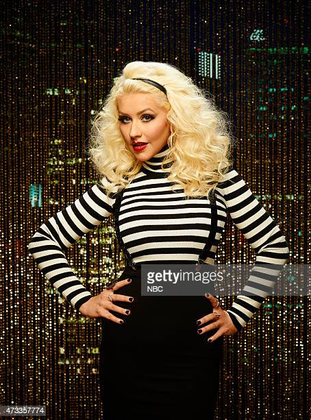 8 Pictured Christina Aguilera