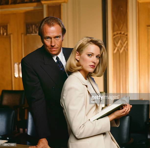 Corbin Bernsen as Arnie Becker Alexandra Powers as Jane Halliday