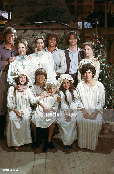 Dean Butler as Almanzo James Wilder Melissa Gilbert as Laura Elizabeth Ingalls Wilder Karen Grassle as Caroline Quiner Holbrook Ingalls Michael...