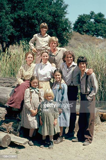 Jason Bateman as James Cooper Ingalls Dean Butler as Almanzo James Wilder Melissa Gilbert as Laura Elizabeth Ingalls Wilder Karen Grassle as Caroline...