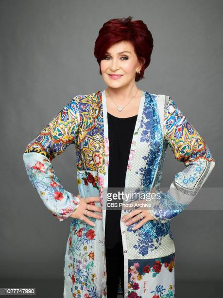 Season 9 of the Emmy Awardwinning show THE TALK Premieres Monday September 10 2018 2 PM ET 1 PM CT/PT on CBS Sharon Osbourne shown