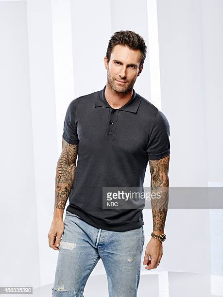 9 Pictured Adam Levine