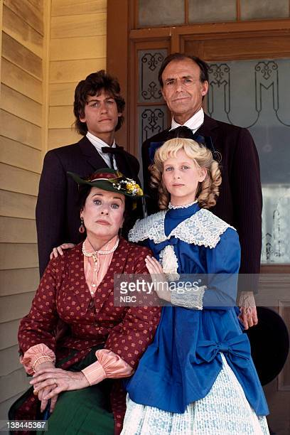 Jonathan Gilbert as Willie Oleson Richard Bull as Nels Oleson Katharine MacGregor as Harriet Oleson Allison Balson as Nancy Oleson