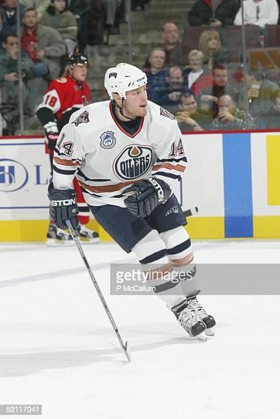 Edmonton Oilers vs Ottawa Senators at the Corel Centre in Ottawa on Thursday November 6 and Player Raffi Torres