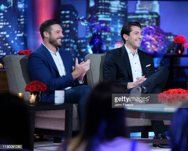 THE BACHELOR Season Finale Night One Colton's muchanticipated Fantasy Suite dates turned into a nightmare Cassie after talking to her father in...