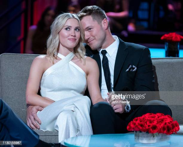 THE BACHELOR Season Finale Night Two America watched live on Monday night as a devastated and extremely emotional Colton finally decided what would...