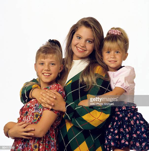HOUSE Season Five Ad Gallery 9/3/91 Jodie Sweetin Candace Cameron Ashley Olsen