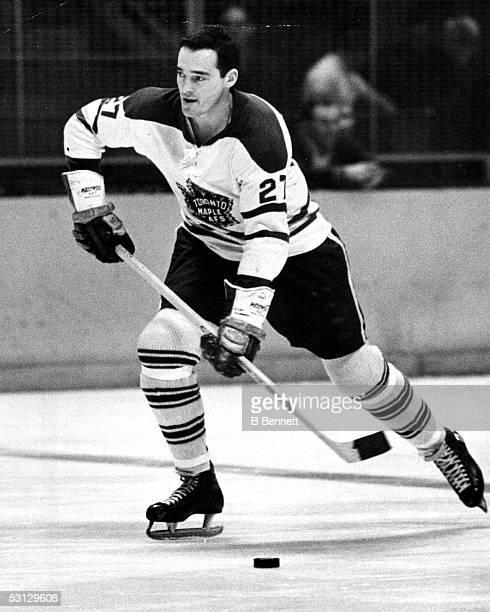 Frank Mahovlich, 3-21-65.