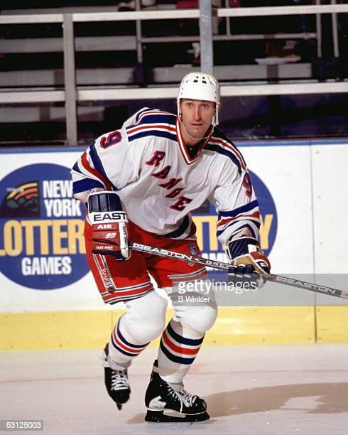 Gretzky action