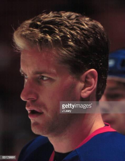 Jim Mckenzie of the Winnipeg Jets