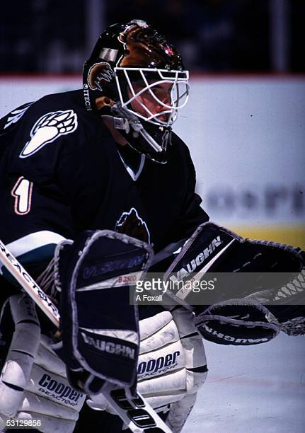 Mark McArthur of the Denver Grizzlies