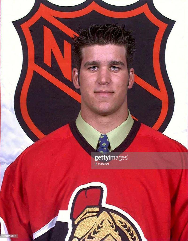 Mathieu Chouinard, pick, Ottawa Senators. News Photo - Getty Images