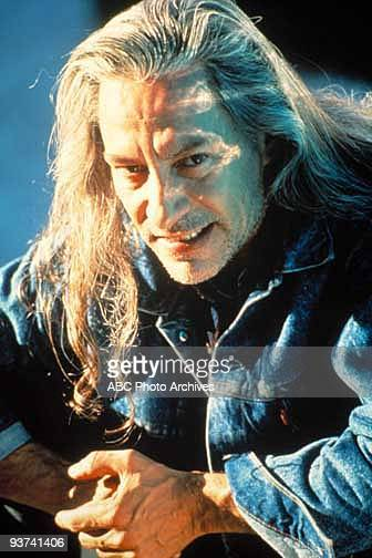 PEAKS Season One 19901991 Frank Silva stars as Bob a malevolent spirit who haunts the woods and inhabits humans on 'Twin Peaks'