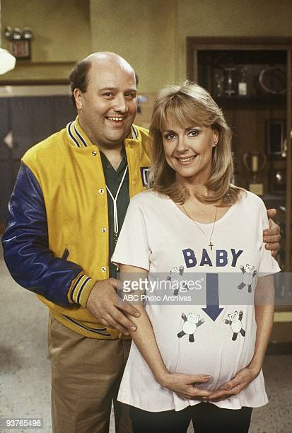 US Season One 4/26/88 In this spinoff from Walt Disney Television via Getty Images's Growing Pains Bill Kirchenbauer plays Mike Seaver's favorite...