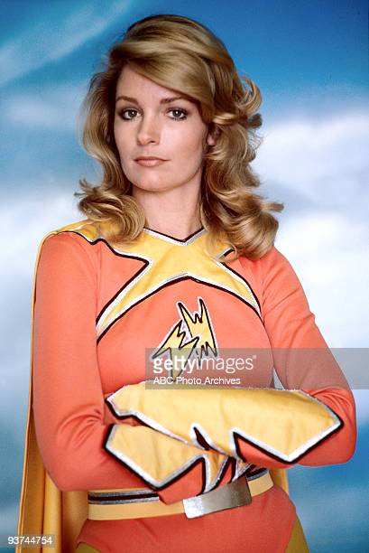 GIRL Season One 9/11/76 Electra Woman and Dynagirl are superheroes who battle villains and operate out of the secret Electrabase