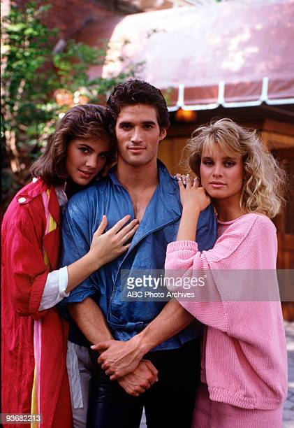 DOLLS Season One 9/23/84 Terry Farrell Don Bowren and Nicollette Sheridan played top clients at a top modeling agency in this shortlived 1984 series