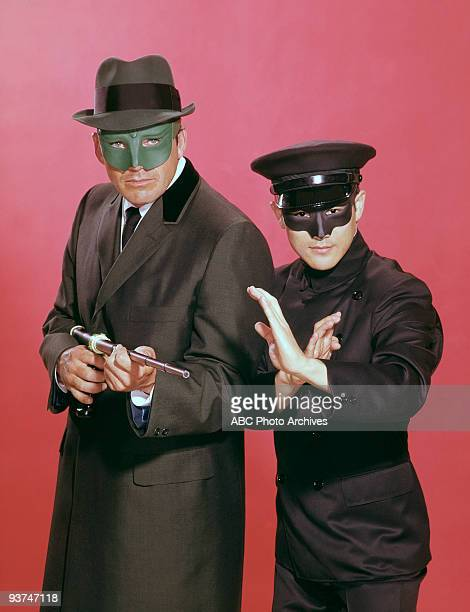 HORNET Season One 9/9/66 Britt Reid was a millionaire newspaper publisher who moonlights as the crimefighting masked hero the Green Hornet to battle...