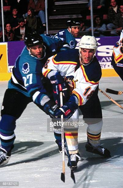 Patrice Robitaille of the Peoria Rivermen