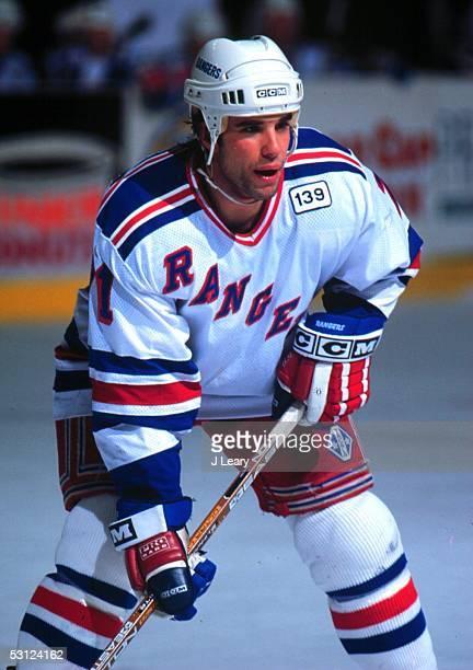 Peter Ferraro of the Binghamton Rangers