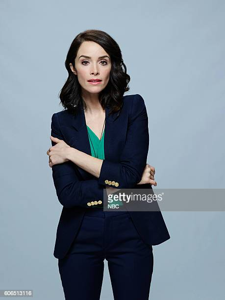 Pilot Pictured Abigail Spencer as Lucy Preston
