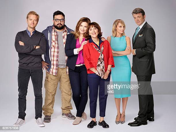 Pilot Pictured Adam Campbell as Greg Horatio Sanz as Justin Briga Heelan as Katie Andrea Martin as Carol Nicole Richie as Portia John Michael Higgins...