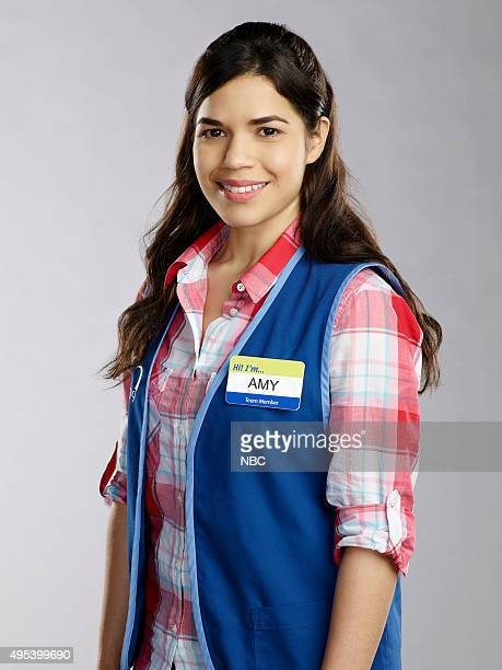 Pilot Pictured America Ferrera as Amy