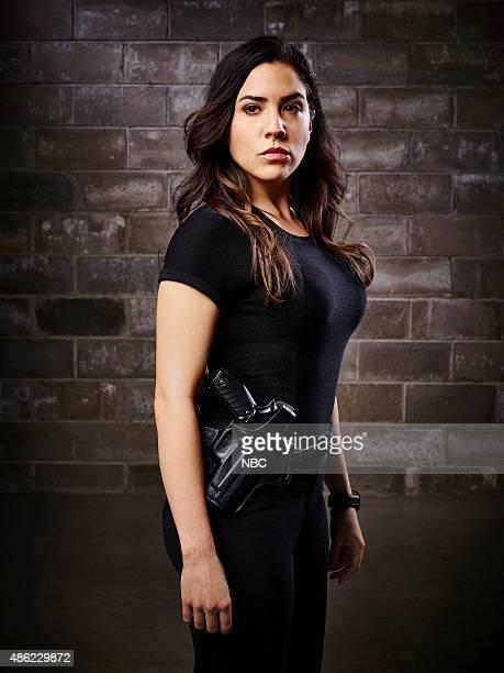 Pilot Pictured Audrey Esparza as Tasha Zapata