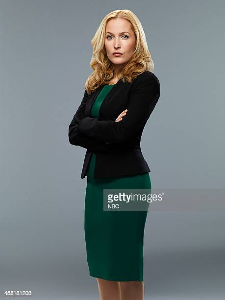 Pilot Pictured Gillian Anderson as Meg Fitch