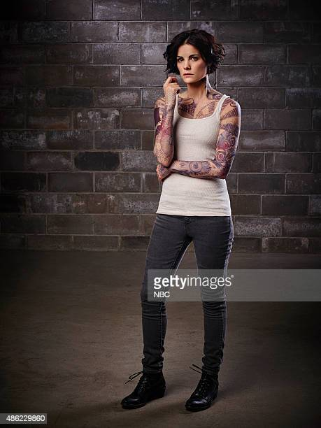 Pilot Pictured Jaimie Alexander as Jane Doe