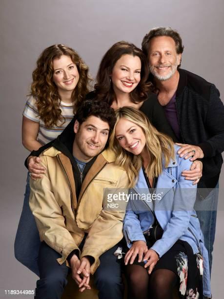 Jessy Hodges as Joanna Adam Pally as Dave Fran Drescher as Debbie Abby Elliott as Rebecca Steven Weber as Stew