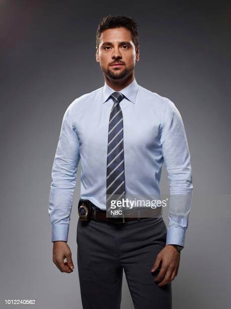 Pilot Pictured JR Ramirez as Det Jared Vasquez