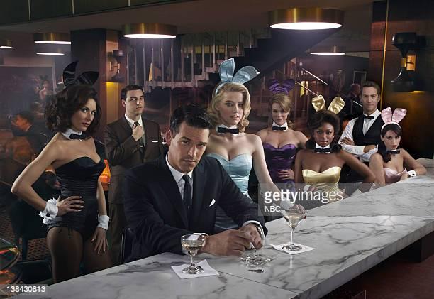 Pilot Pictured Laura Benanti as CarolLynne David Krumholtz as Billy Eddie Cibrian as Nick Amber Heard as Maureen Leah Renee as Alice Naturi Naughton...