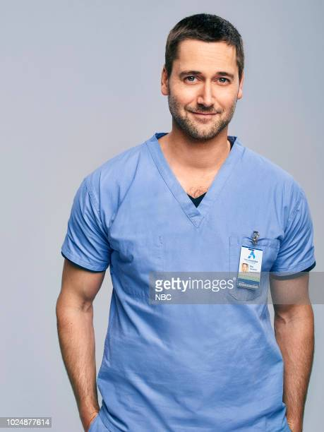 Season: Pilot -- Pictured: Ryan Eggold as Dr. Max Goodwin -- (Photo by: Jeff Riedel/NBC/NBCU Photo Bank via Getty Images