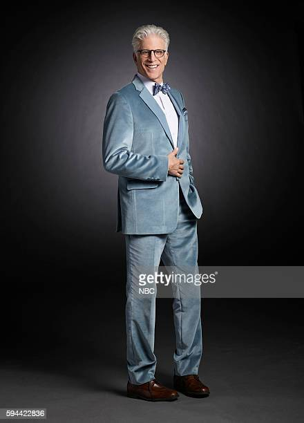 Pilot Pictured Ted Danson as Michael