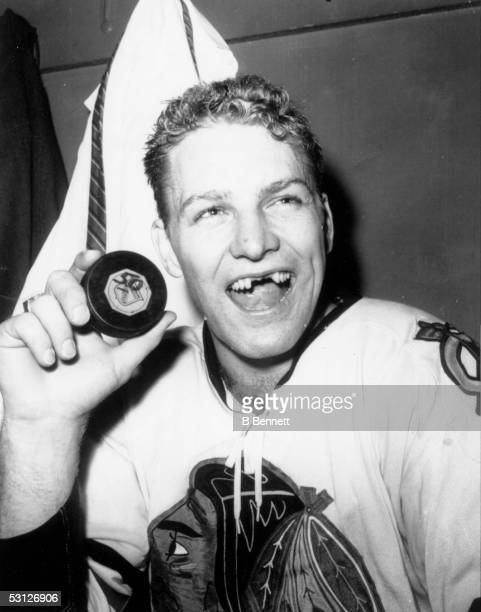 Player Bobby Hull