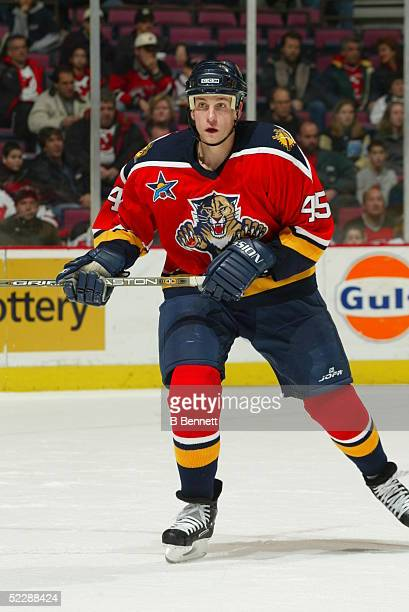 Player Brad Ference of the Florida Panthers