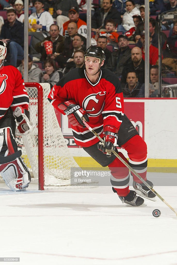quality design f6d7c 1ef09 Player Colin White of the New Jersey Devils. News Photo ...