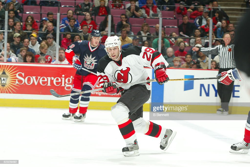 finest selection 8cd6d 69c69 Player Grant Marshall of the New Jersey Devils. News Photo ...