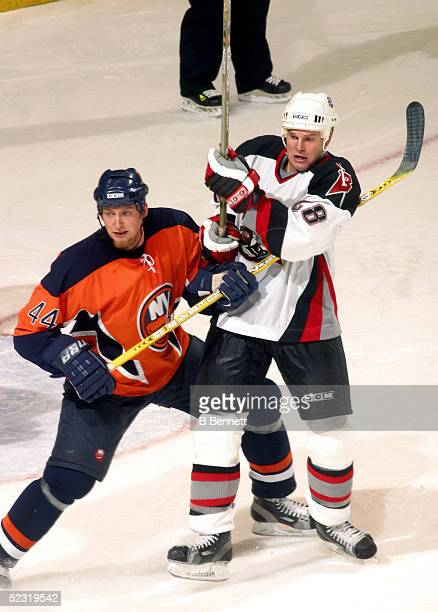 Player Jason Botterill of the Buffalo Sabres.