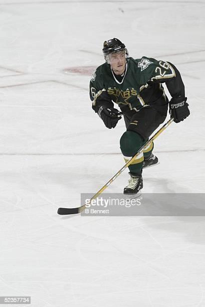 Player Jere Lehtinen of the Dallas Stars