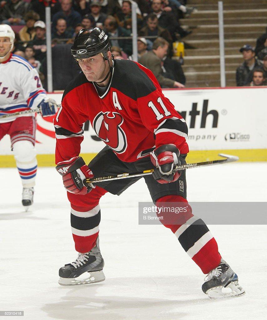 best website 8f914 3df07 Player John Madden of the New Jersey Devils. News Photo ...