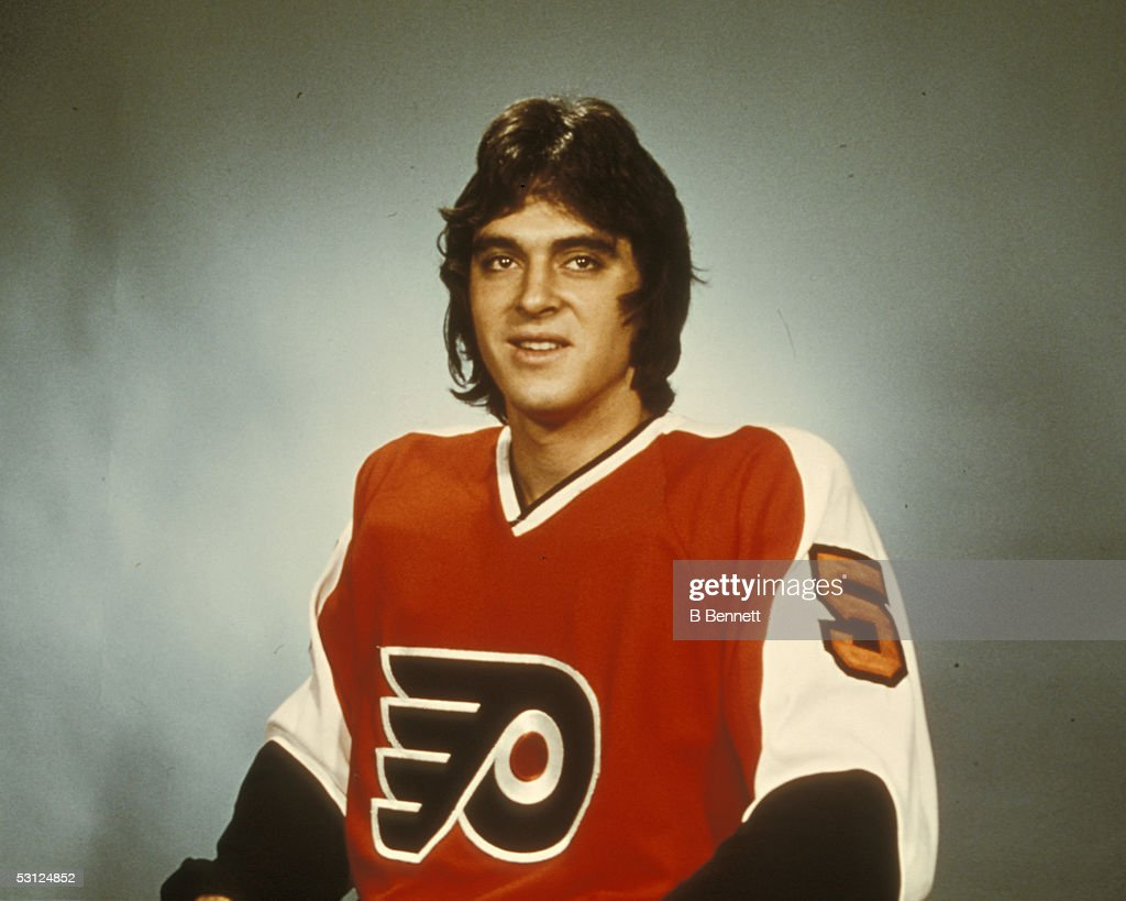 player larry goodenough of the philadelphia flyers and