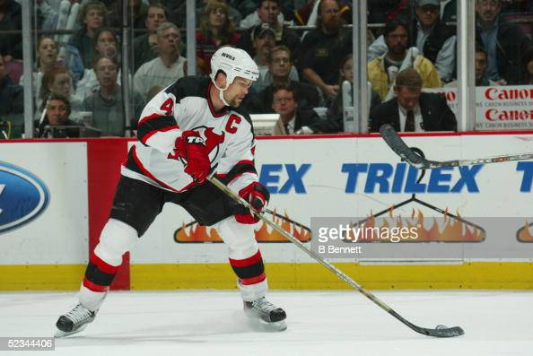 b796a8cc174 Player Scott Stevens of the New Jersey Devils. News Photo - Getty Images
